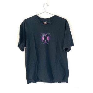 🔥 Vintage Mac OSX snow leopard L shirt men's blk